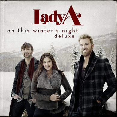Lady A - On This Winter's Night (Deluxe) - CD