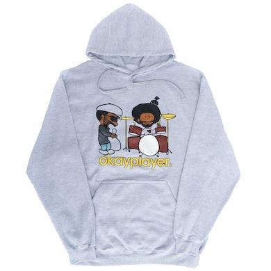 Black Thought & Questlove Okayplayer Hooded Sweatshirt