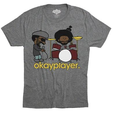 & Questlove Okayplayer T-Shirt