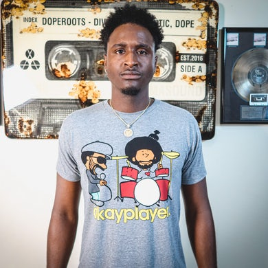 Black Thought & Questlove Okayplayer T-Shirt