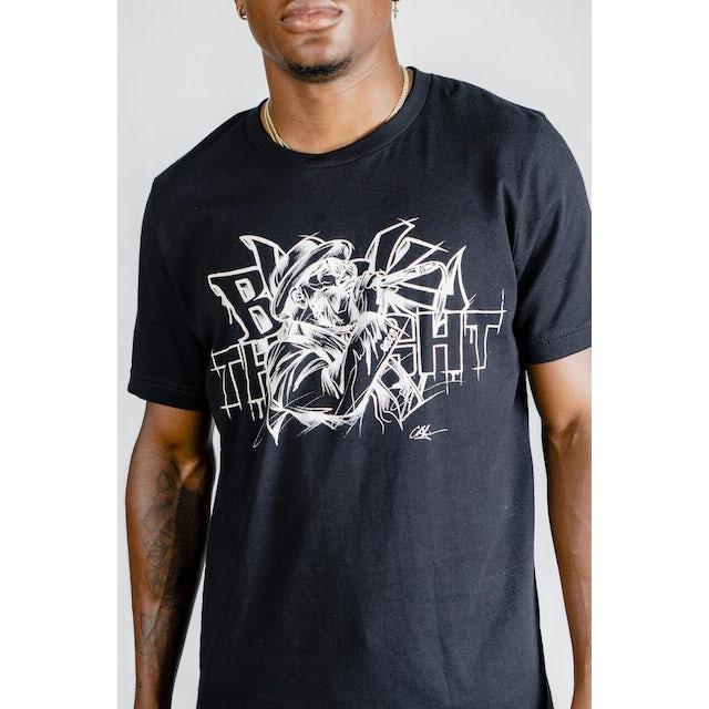 Black Thought Sketch T-Shirt