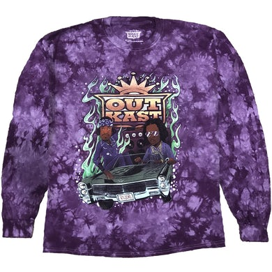 OutKast Two Dope Boyz Long Sleeve T-Shirt