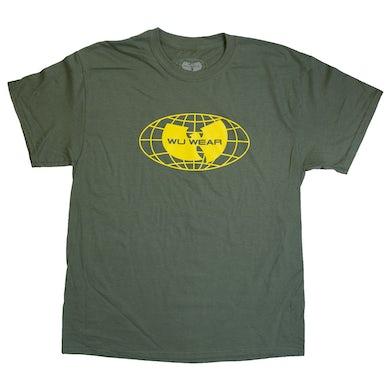 Wu-Tang Clan Wu Wear Globe T-Shirt