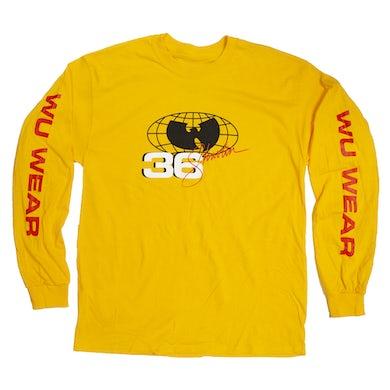 Wu-Tang Clan Wu Wear Shaolin Long Sleeve T-Shirt