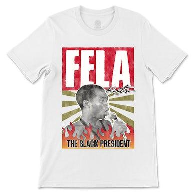 Fela Kuti 'The Black President' T-Shirt