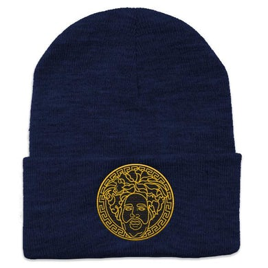 "Okayplayer Questlove ""Migos"" Embroidered Beanie"