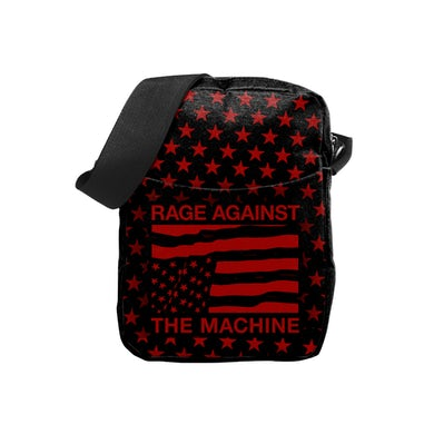 Rage Against The Machine Crossbody Bag - USA Stars