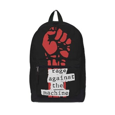 Rage Against The Machine Backpack - Fistfull