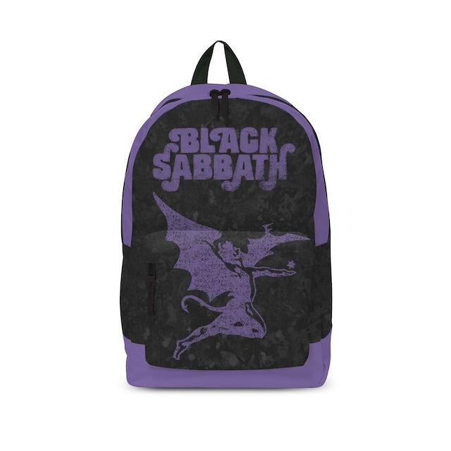 Black Sabbath - Backpack - Demon Purple