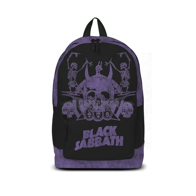 Black Sabbath - Backpack - Skeleton Rucksack