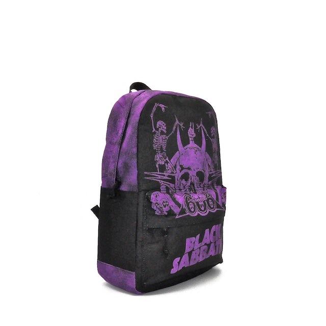 Black Sabbath - Backpack - Skeleton Rucksack - Pre-Order