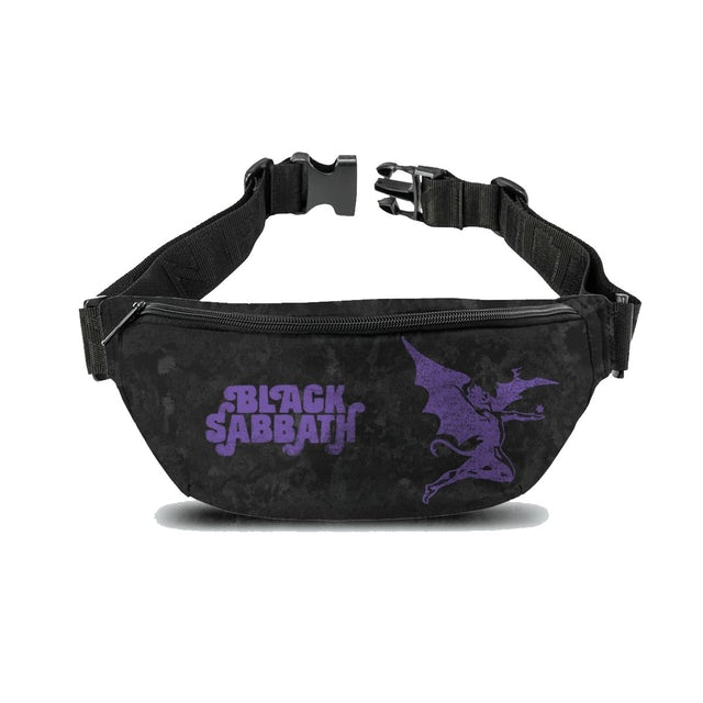 Black Sabbath - Bum Bag - Demon Purple