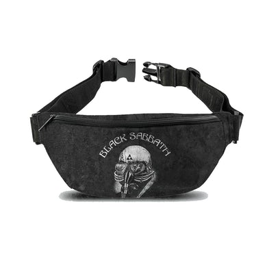 Rocksax Black Sabbath Bum Bag - Never Say Die