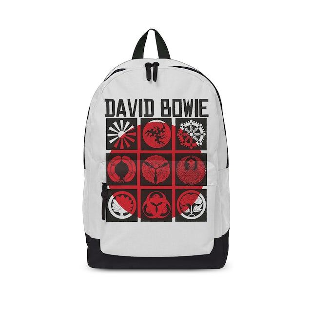 David Bowie - Backpack - Japan