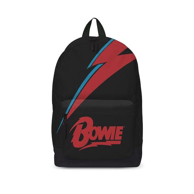 David Bowie - Backpack - Lightning Black