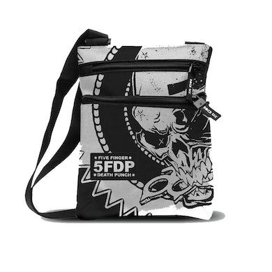 Rocksax Five Finger Death Punch Body Bag - Knuckle