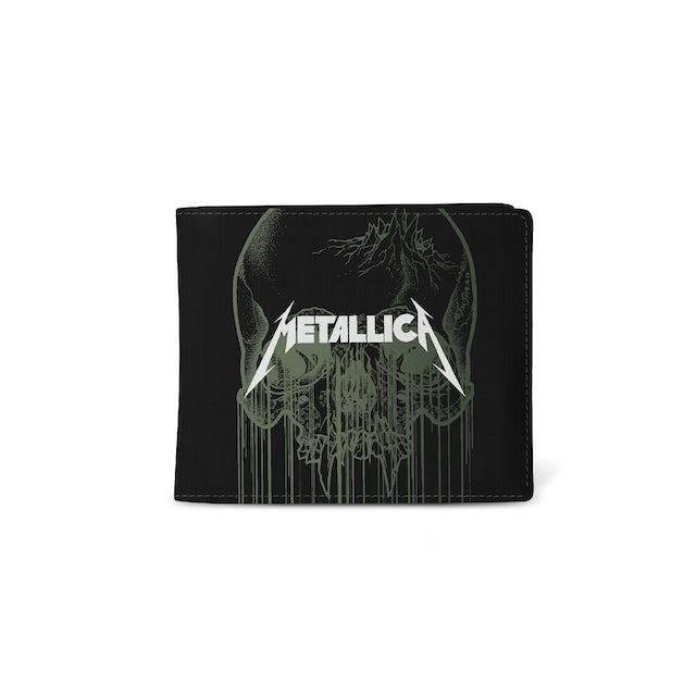 Metallica - Wallet - Skull - Pre-Order