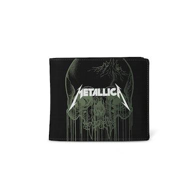 Metallica - Wallet - Skull