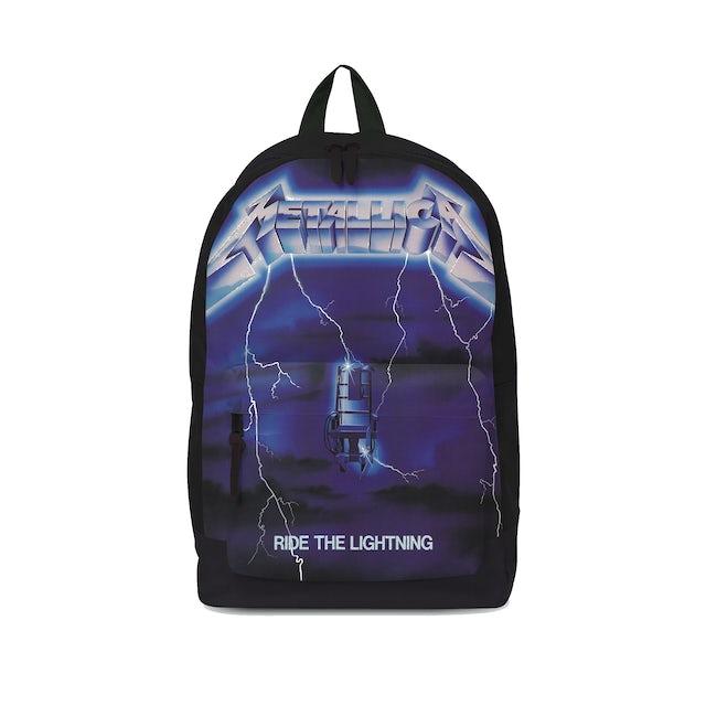 Metallica - Backpack - Ride The Lightning