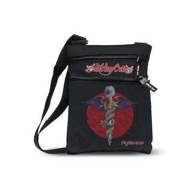 Rocksax Motley Crue Body Bag - Dr Fg Circle