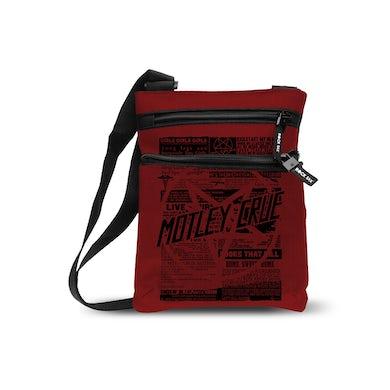 Mötley Crüe Body Bag - Girls Live