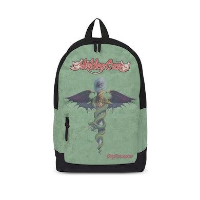 Mötley Crüe Backpack - Dr Feelgood