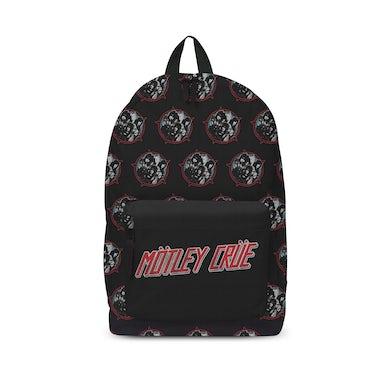 Mötley Crüe Backpack - Heavy Metal Power