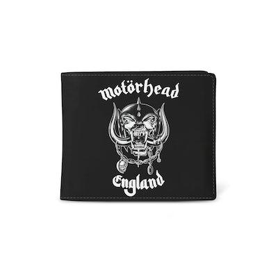 Rocksax Motorhead Wallet - England