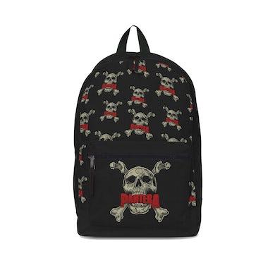 Pantera - Backpack - Skull N Bones
