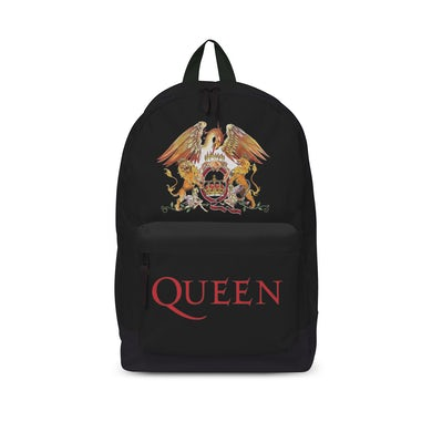 Queen Backpack - Crest