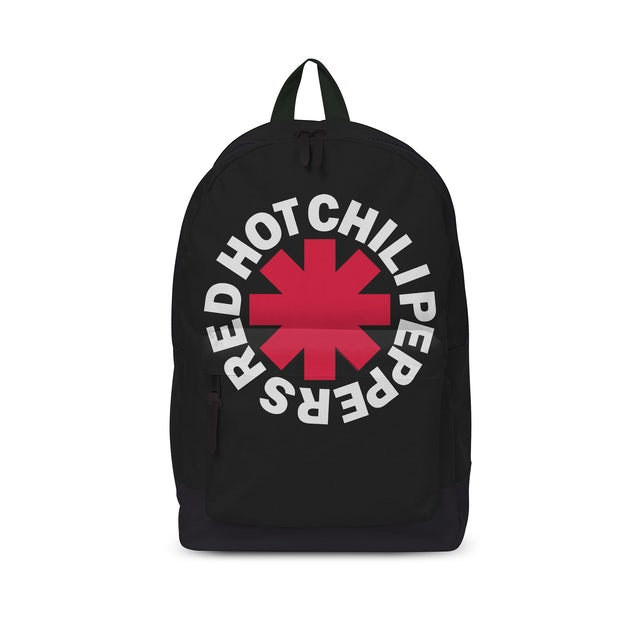 Red Hot Chili Peppers - Backpack - Asterix