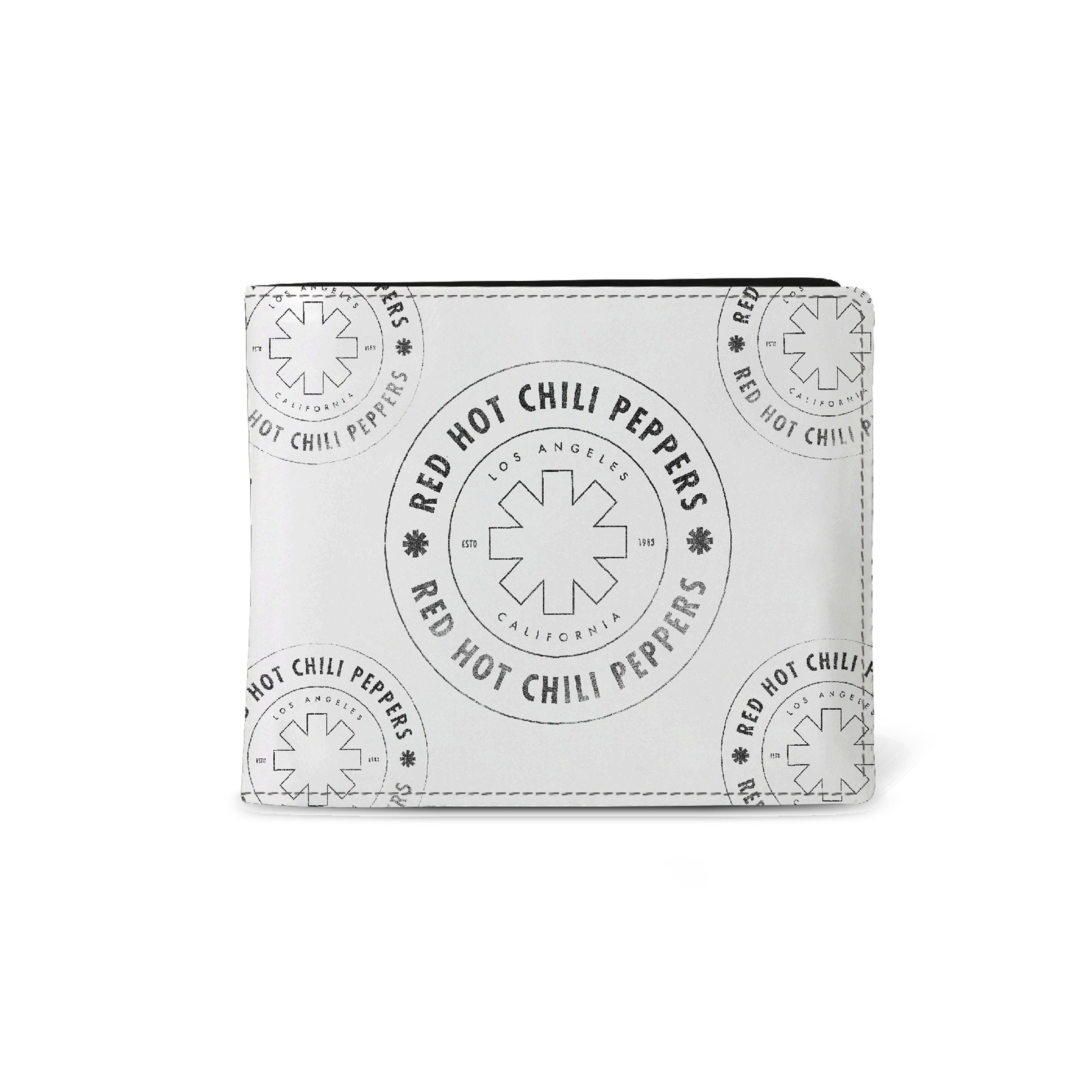 Red Hot Chili Peppers Wallet LA Asterix