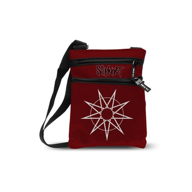 Rocksax Slipknot Body Bag - Wanyk Red Star