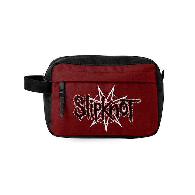 Slipknot - Wash Bag - WANYK Star Red