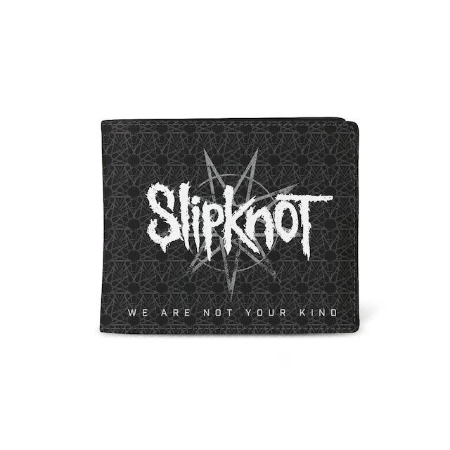 Slipknot - Wallet - WANYK Unsainted  - Pre-Order