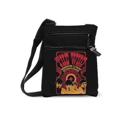 Rocksax The Who Body Bag - Vintage