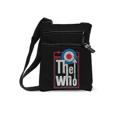 Rocksax The Who Body Bag - Target Up