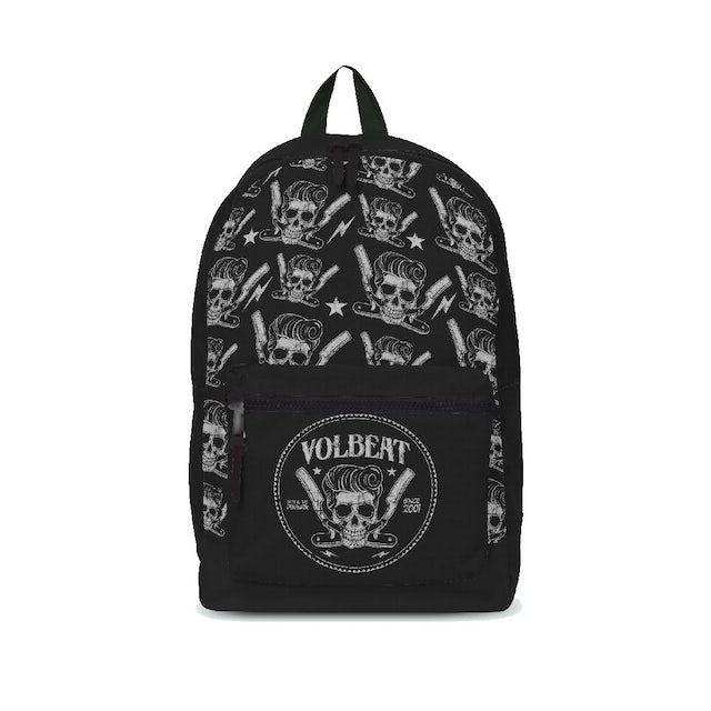 Volbeat - Backpack - Barber AOP