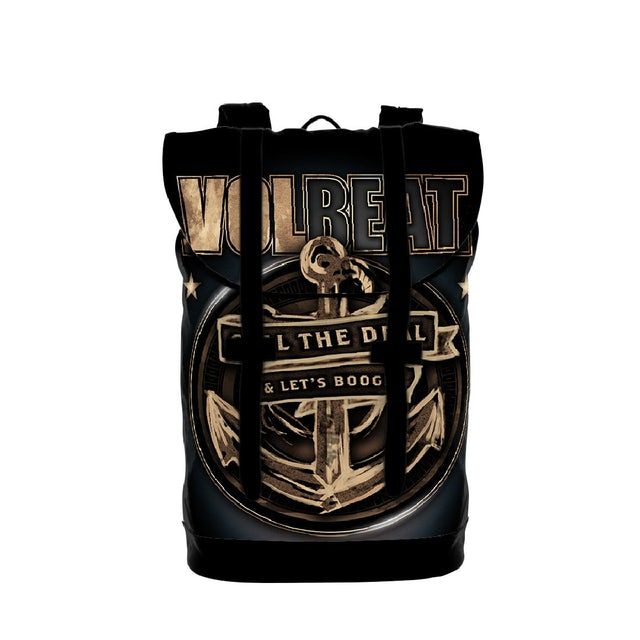 Volbeat - Heritage Bag - Seal The Deal