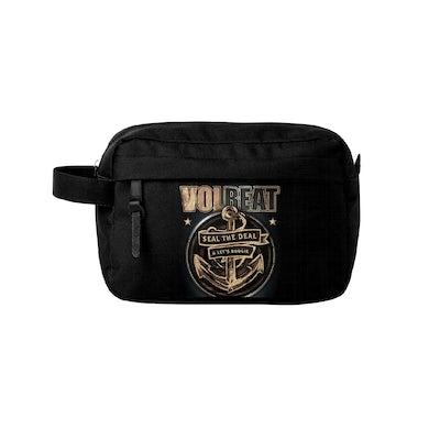Rocksax Volbeat Wash Bag - Seal The Deal