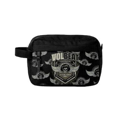 Volbeat Wash Bag - Established