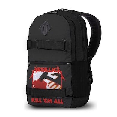 Metallica - Skate Bag - Kill Em All
