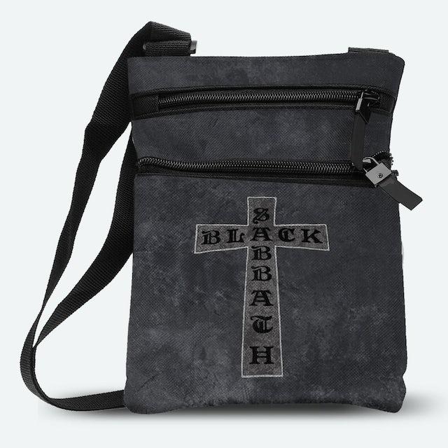 Black Sabbath - Body Bag - Distressed Cross