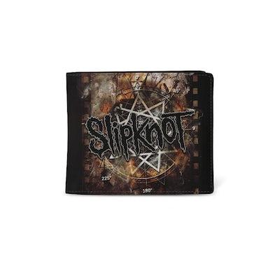 Rocksax Slipknot Wallet - Pentagram