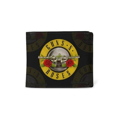 Rocksax Guns N' Roses Wallet - Logo (SALE)