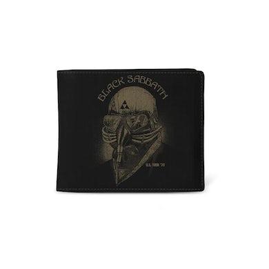 Rocksax Black Sabbath Wallet - 78 Tour