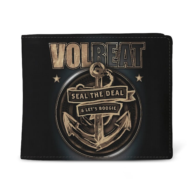 Volbeat - Wallet - Seal The Deal