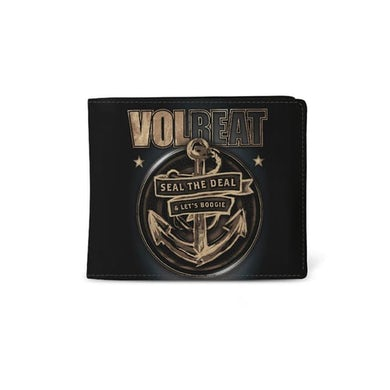 Volbeat Wallet - Seal The Deal