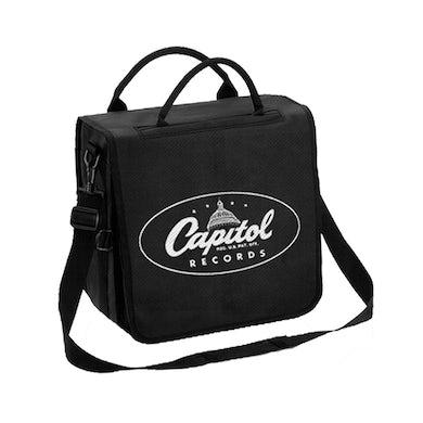 Capitol Records Rocksax Capitol Vinyl Backpack