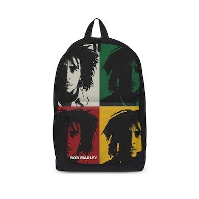 Rocksax Bob Marley Backpack - Pop Art